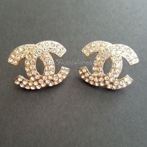 Chic Chanel Earrings